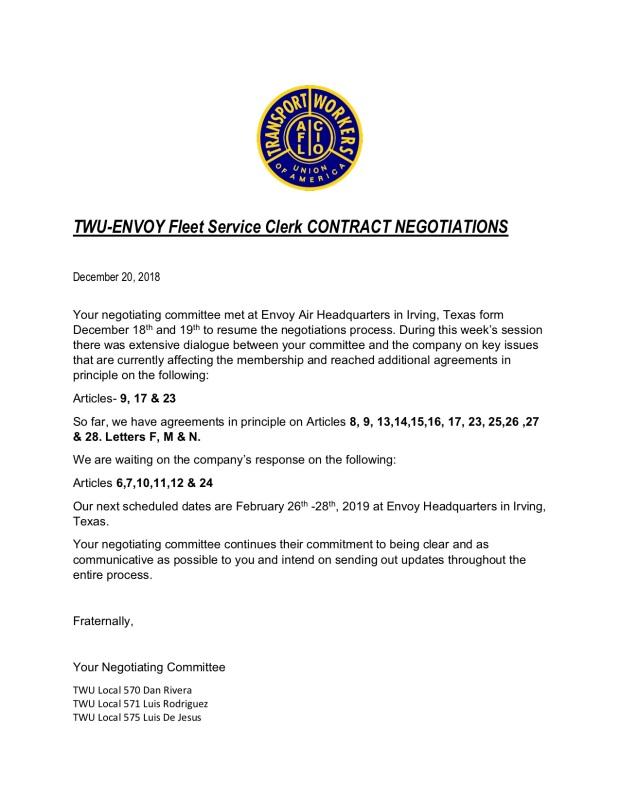 FSC update December 2018 copy