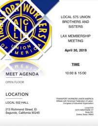 April LAX GM 2019